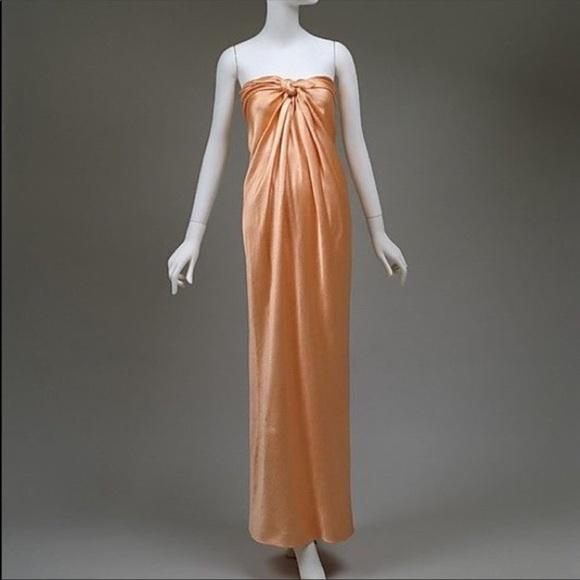 Halston Heritage Dresses | Vintage Halston Dress | Poshmark